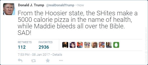 Your Fake Tweet